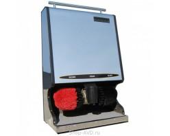 Машинка для чистки обуви (серебро, 530 х 300 х 850 мм)