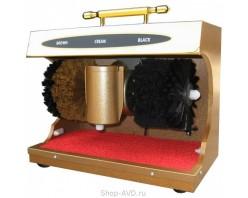 Машинка для чистки обуви 370 х 210 х 330 мм (золото, XLD-G4)