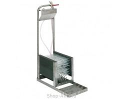 Аппарат для чистки обуви с подачей воды
