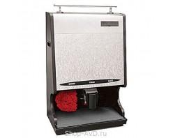 Аппарат для чистки обуви с монетоприёмником (серебро)