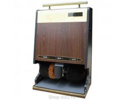 Машинка для чистки обуви 530 х 300 х 850 мм (золото, XLD-M1)