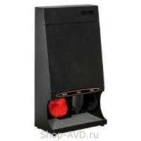 Аппарат для чистки обуви с монетоприёмником (чёрный)