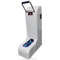 Аппарат для надевания бахил TITAN 200 (белый) с монетоприемником