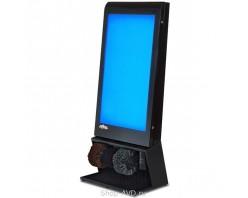 Аппарат для чистки обуви с рекламным ЖК-монитором Royal Line Royal Roller LCD 42