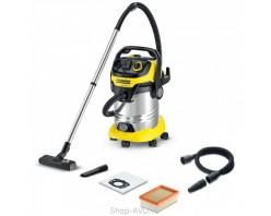 Пылесос для сухой и влажной уборки Karcher WD 6 Premium