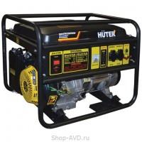 Huter DY6500L Портативный бензиновый генератор