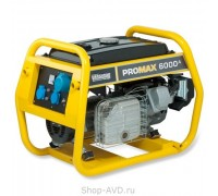Briggs & Stratton PROMAX 6000EA Портативный бензиновый генератор