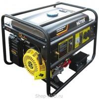 Huter DY6500LXG Портативный мультитопливный  генератор (бензин, газ)