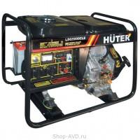 Huter LDG5000CLE Портативный дизельный генератор