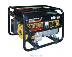 Huter DY3000LX Портативный бензиновый генератор