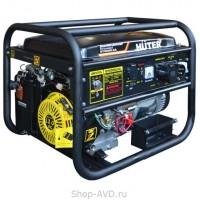 Huter DY6500LXA Портативный бензиновый генератор с АВР