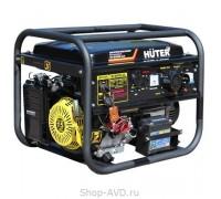 Huter DY8000LXA Портативный бензиновый генератор с АВР