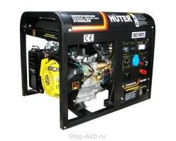 Huter DY6500LXW Сварочный бензиновый генератор