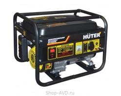 Huter DY4000L Портативный бензиновый генератор