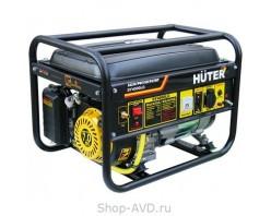 Huter DY4000LG Портативный мультитопливный  генератор (бензин, газ)