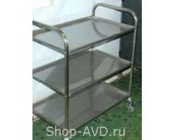VDU Тележка сервировочная CE8-53