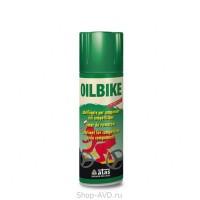 Atas Oilbike Спрей-смазка для велосипедов и мотоциклов