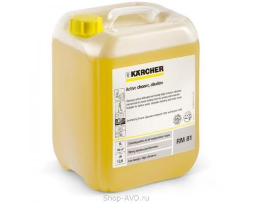 Karcher RM 81 ASF Концентрат щелочного чистящего средства 10 л