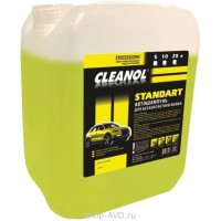 Cleanol Standart Экономный шампунь для бесконтактной мойки 20 л