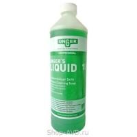 Unger Профессиональное моющее средство для стекол 1 л