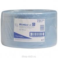 Kimberly-Clark WypAll 7317 Протирочные салфетки двухслойные 23.5х38 см (1000 шт)