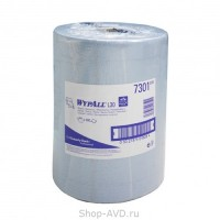 Kimberly-Clark WypAll 7301 Протирочные салфетки двухслойные 38х33 см (500 шт)