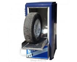 Установка для мойки колес МК-1 с подогревом воды и подвижными распылителями
