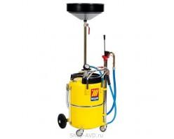 Meclube 1430 Пневматический маслосборник 65 л с воронкой
