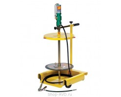 Meclube 1120 Набор для подачи густых смазок на тележке (для бочек 50-60 кг)