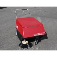 Подметальная машина Factory Cat Sweeper 34