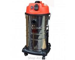 TOR WL092A-30L INOX Компактный водопылесос для работы с электроинструментом