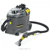 Karcher PUZZI 8/1 C with hand nozzle