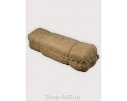 Ткань мешковина льняная для мытья пола 110 см (рулон 100 м)