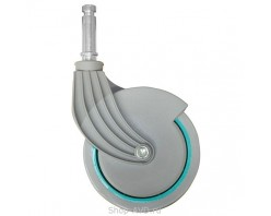 Запасное колесо TTS для тележки, 80 мм (00003489)