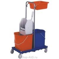 BOL Equipment Тележка уборочная 2х25 л