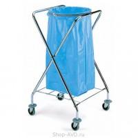 Тележка для сбора мусора TTS Dust, 120 л (00004021)