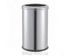 EFOR Metal Мусорная корзина без крышки 12 л