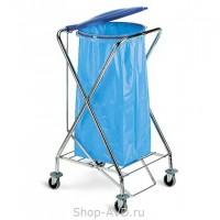 Тележка для сбора мусора TTS Dust, 120 л (00004020)