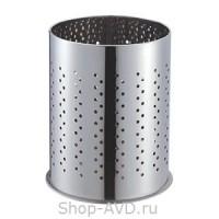 EFOR Metal Корзина для бумаг с перфорацией 5 л