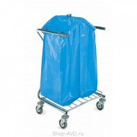 TTS Тележка для сбора мусора Dust (2х120 л)
