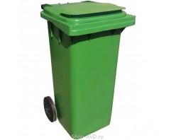 TARA Мусорный контейнер MGB 120 л (зелёный)