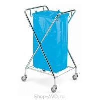 Тележка для сбора мусора TTS Dust, 120 л (00004011)