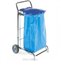 Тележка для сбора мусора TTS Dust, 120 л (00004100)