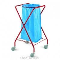 Тележка для сбора мусора TTS Dust, 120 л (00004031)