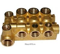 Корпус клапанного блока помпы (MFVR28499)