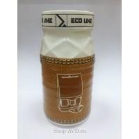 Eco Line Бесцветный обувной крем СТАНДАРТ 0,5 л