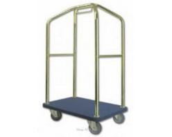 BOL Equipment Тележка для гостиничного багажа с вешалом 97.300