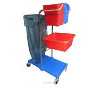 BOL Equipment Тележка универсальная на пластиковой базе 04.130п