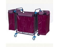 BOL Equipment Тележка для сбора белья и мусора 95.119