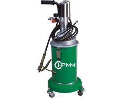 Puli HG-68213 Солидолонагнетатель пневматический на колёсах (13 кг)